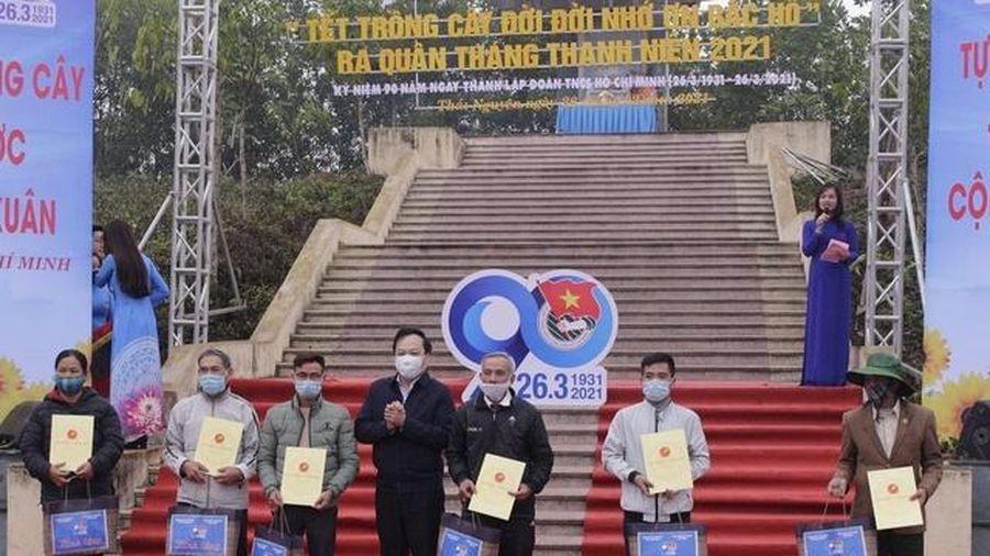 Thái Nguyên: Phát động tháng thanh niên với nhiều hoạt động sôi nổi, ý nghĩa