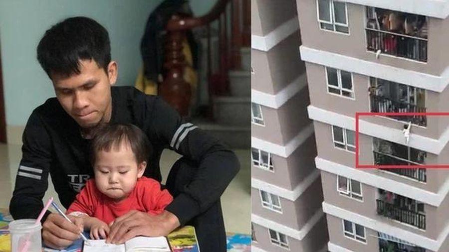Khen thưởng người cứu bé gái rơi từ tầng 13 chung cư