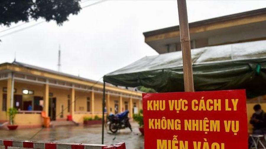 Chiều ngày 1/3, Việt Nam ghi nhận 13 ca mắc mới Covid-19