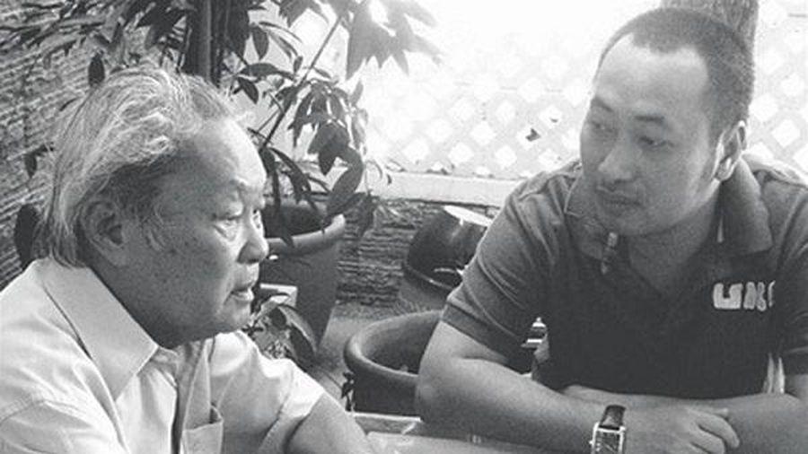 Bố là nhà văn Nguyễn Quang Sáng nhưng lại bị 4 điểm phân tích tác phẩm 'Chiếc lược ngà', đạo diện Nguyễn Quang Dũng nói gì?