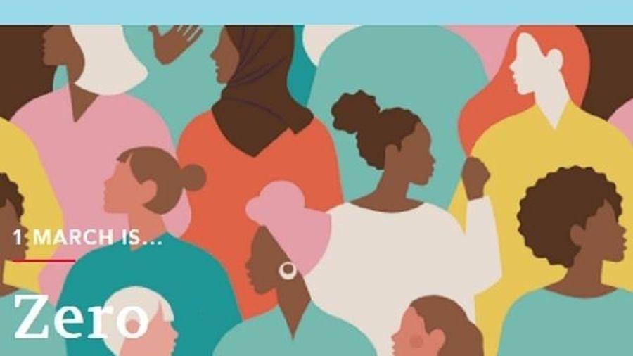 Hỏi đáp về Ngày Quốc tế: Biểu tượng của Ngày Không phân biệt đối xử là gì?