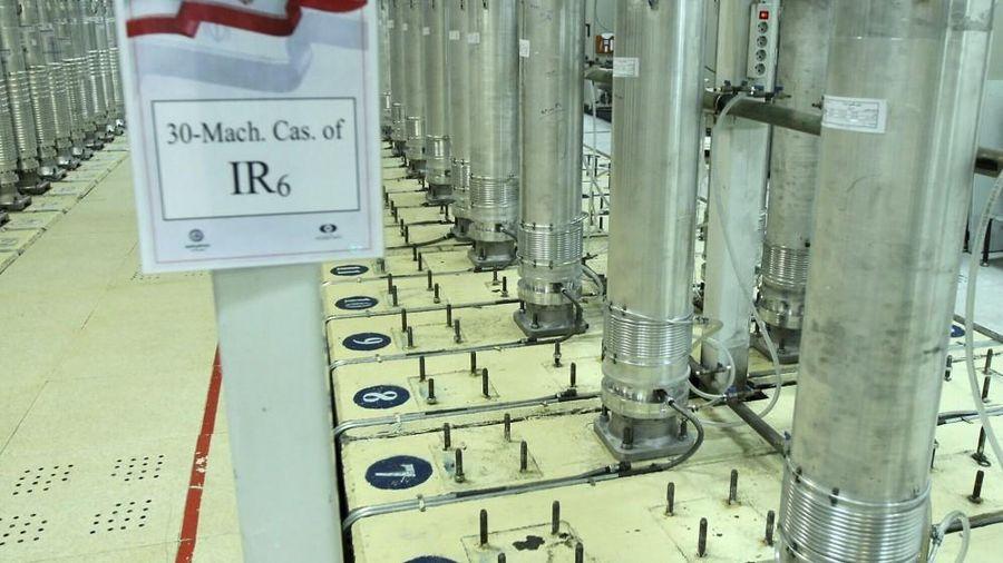 Mất kiên nhẫn với Mỹ, Iran 'chơi chiêu' lắp đặt máy ly tâm thế hệ mới để làm giàu uranium