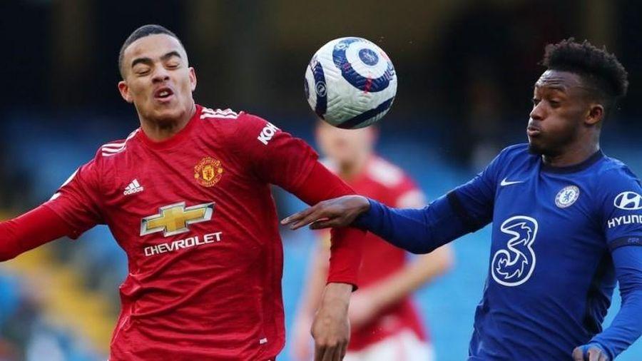 Bảng xếp hạng Ngoại hạng Anh mới nhất: Tiếc cho Man Utd, Liverpool áp sát tốp 4