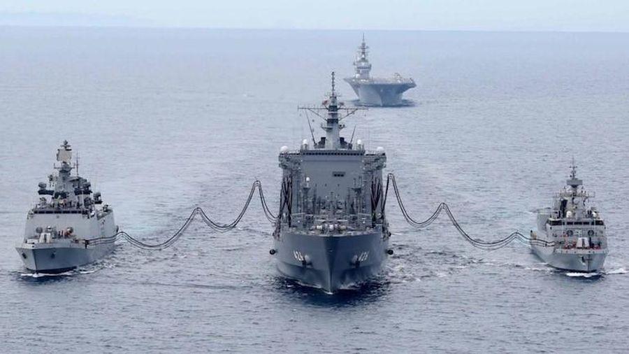 Tự tin chiến lược và tham vọng ngoại giao của Nhật Bản qua 'ứng xử' với Bộ tứ