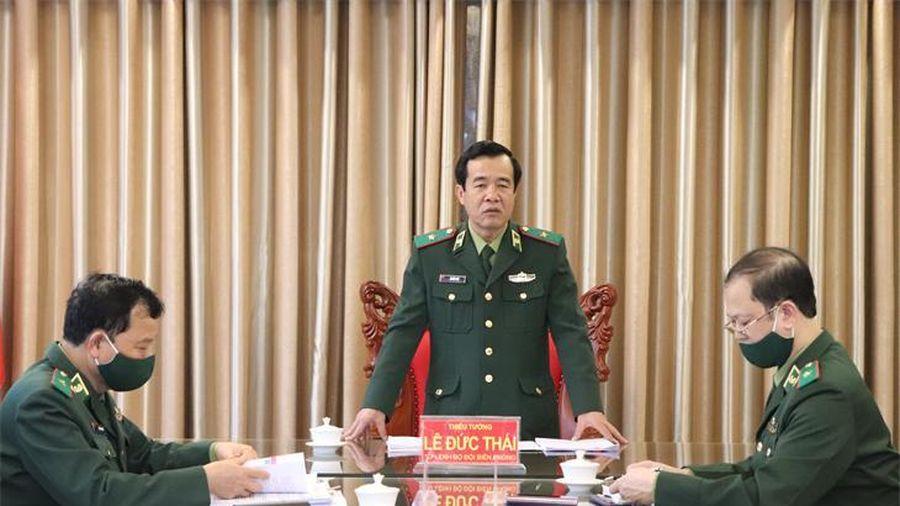 Khẩn trương hoàn thành kế hoạch chuẩn bị hồ sơ, tài liệu triển khai thi hành Luật Biên phòng Việt Nam