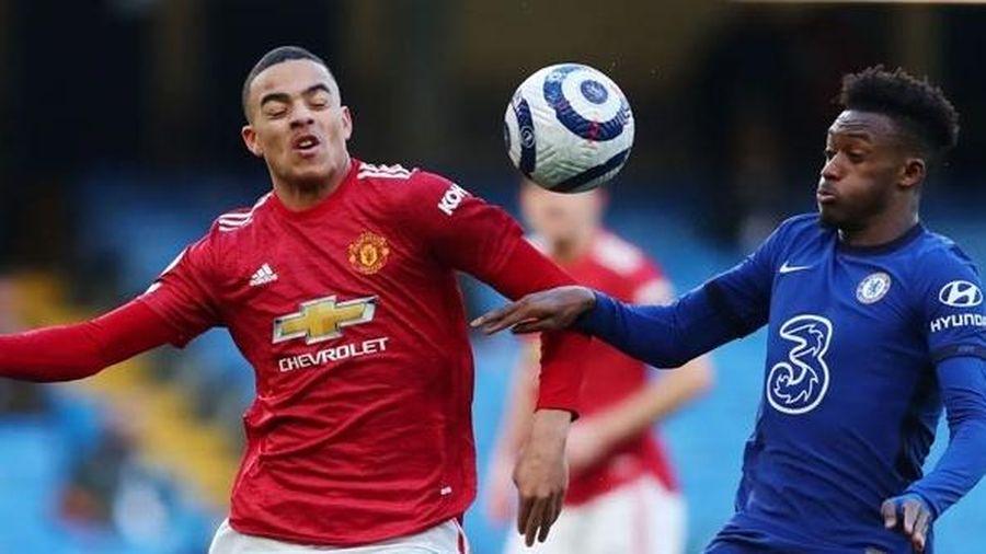 Hòa không bàn thắng, Man United và Chelsea dậm chân tại chỗ