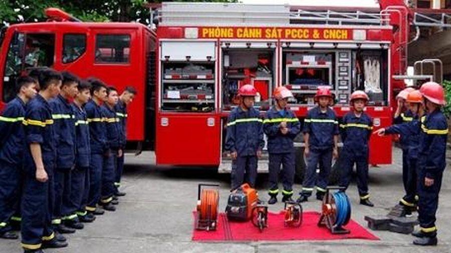 Quản lý, bảo dưỡng phương tiện phòng cháy, chữa cháy đảm bảo sẵn sàng, hiệu quả