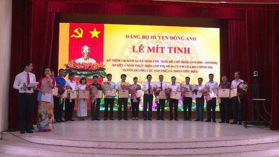 Hà Nội chuẩn bị sơ kết phong trào học tập và làm theo tư tưởng, đạo đức, phong cách Hồ Chí Minh