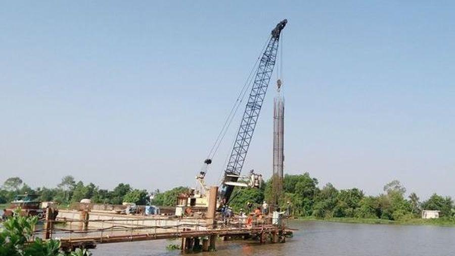 Tây Ninh xây cầu gần 400 tỷ đồng bắc qua các xã biên giới