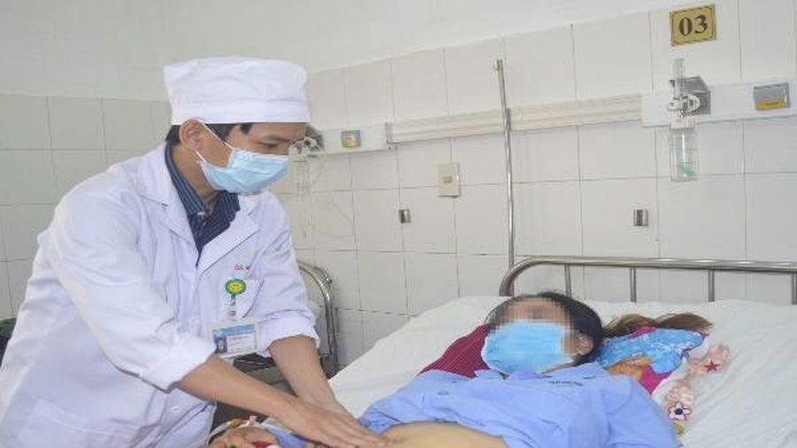 Cứu sống bệnh nhân bị TNGT vỡ gan nặng không cần phẫu thuật