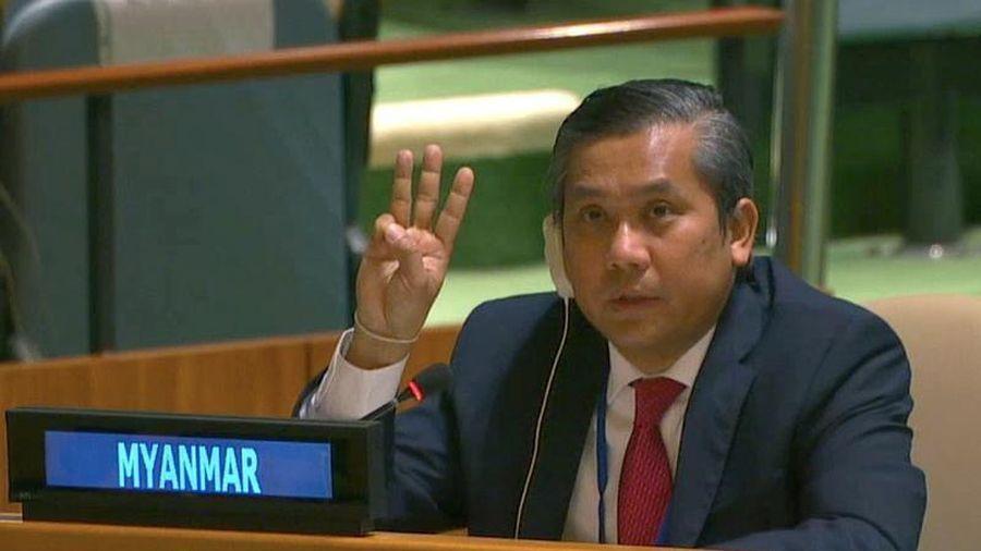 Đại sứ Myanmar giữ nguyên vị trí tại LHQ dù bị chính quyền quân sự sa thải
