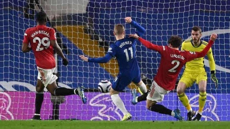 Để Chelsea cầm hòa, M.U 'than khóc' trọng tài