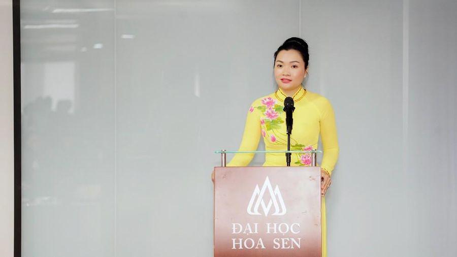 Phó giám đốc Sở Du lịch TPHCM làm Quyền Hiệu trưởng Trường ĐH Hoa Sen