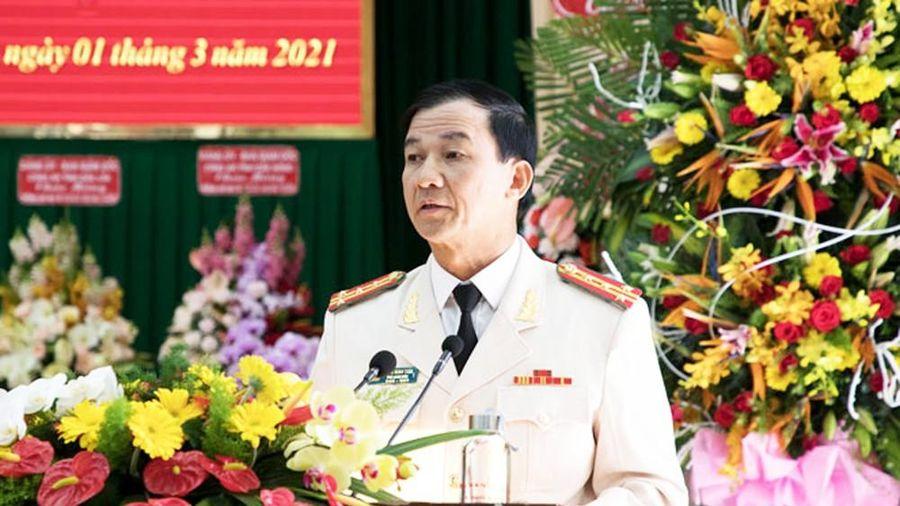 Lâm Đồng có giám đốc Công an tỉnh mới
