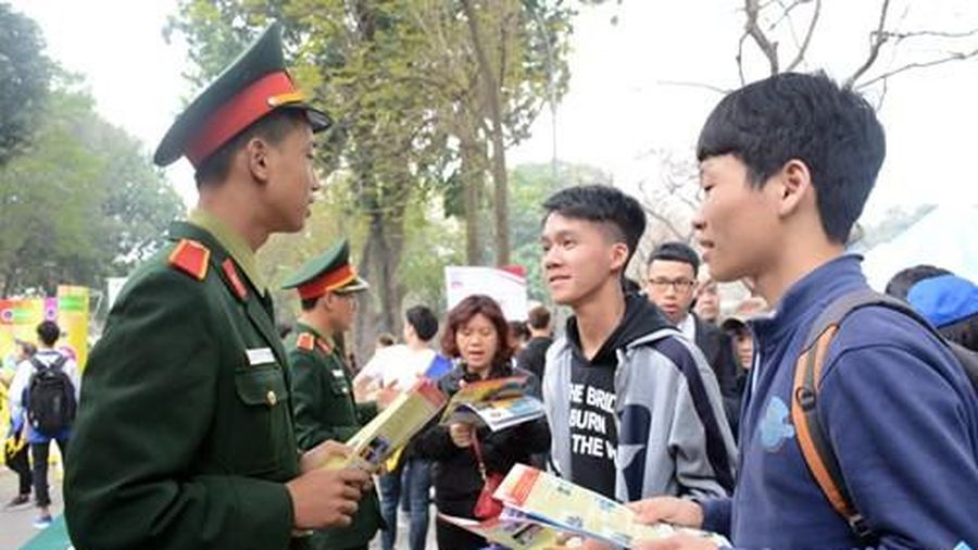 Bộ Quốc phòng công bố chi tiết tuyển sinh các trường khối quân đội năm 2021