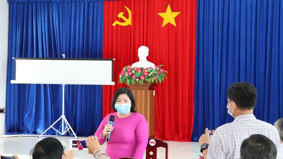 Bạc Liêu họp báo thông tin chính thức về trường hợp nghi dương tính với SARS-CoV-2