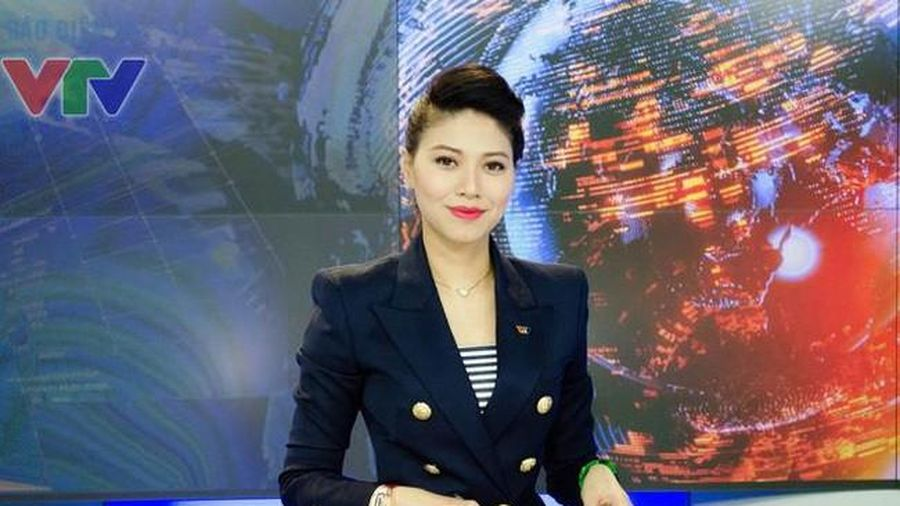BTV Ngọc Trinh tái xuất sau thời gian vắng bóng trên sóng VTV