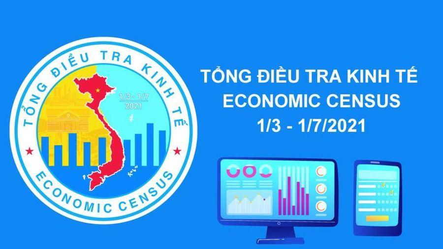 Bắt đầu Tổng điều tra kinh tế toàn quốc năm 2021