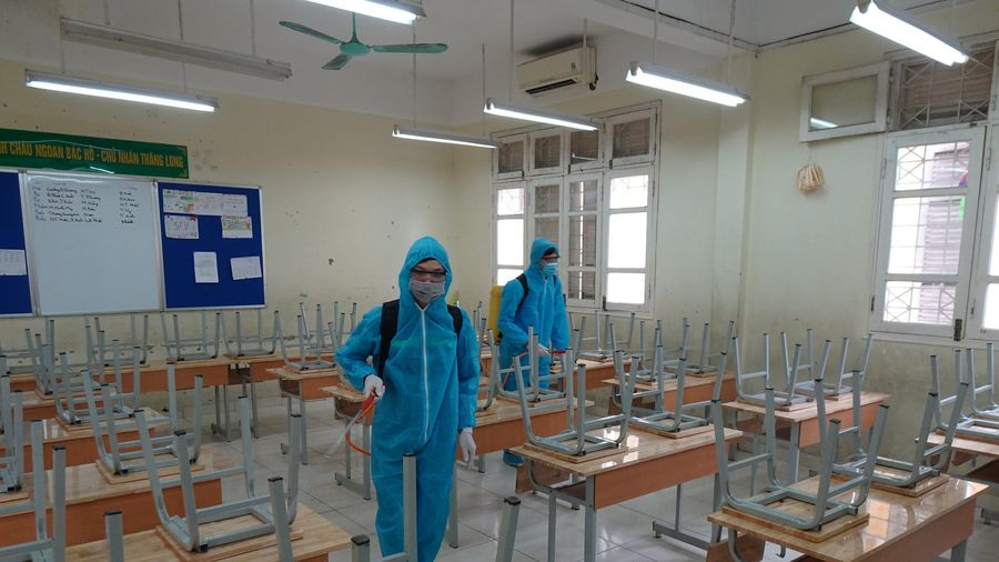 Đón học sinh quay lại trường, thầy cô chuẩn bị các phương án bổ sung kiến thức