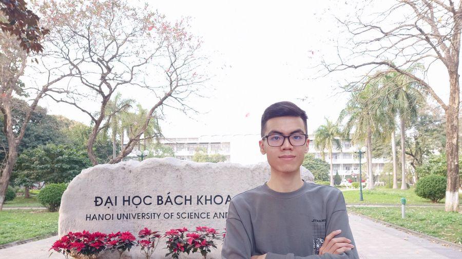 Sở hữu 8 bài báo quốc tế, thành tích 'hiếm có' của chàng sinh viên Bách Khoa