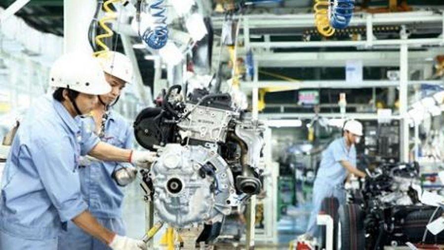 Ngành công nghiệp chế biến, chế tạo phát triển chưa xứng với tiềm năng