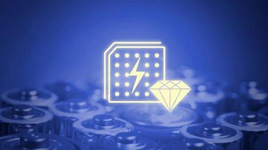 Kỳ lạ loại pin kim cương có khả năng phát điện trong 100 năm