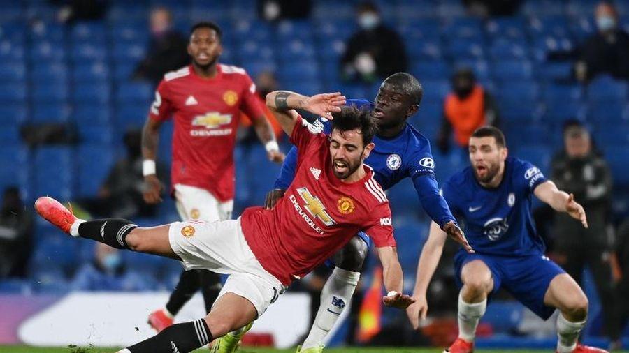 MU, Chelsea cầm chân nhau tại Stamford Bridge