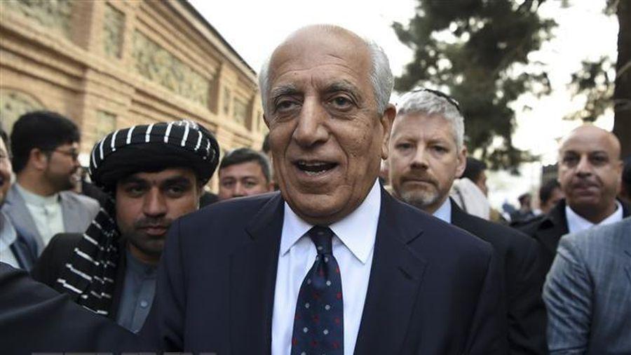 Đặc phái viên Mỹ thúc đẩy tiến trình hòa bình tại Afghanistan