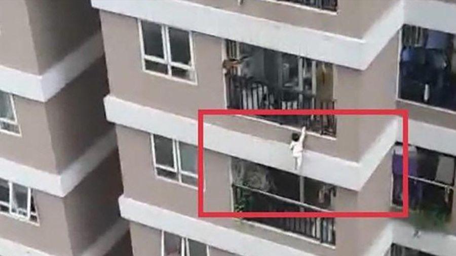 Tiêu chí an toàn cho trẻ em tại các khu chung cư cao tầng