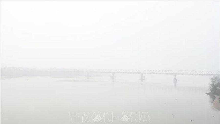 Tháng 3/2021, Bắc Bộ sương mù kéo dài, Nam Bộ nắng nóng