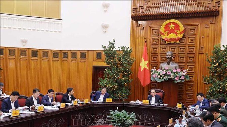 Thường trực Chính phủ họp bàn về tổ chức chính quyền đô thị tại Đà Nẵng, TP Hồ Chí Minh