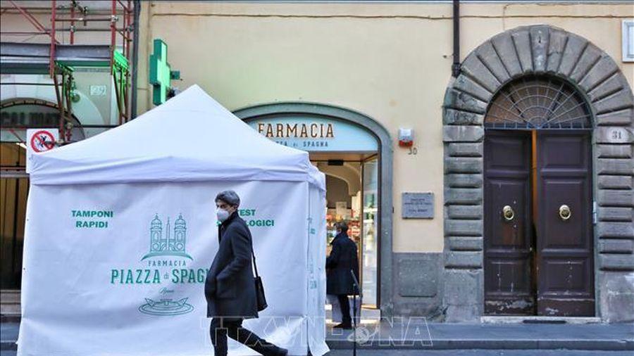 Đại dịch COVID-19 khiến nợ công của Italy tăng cao