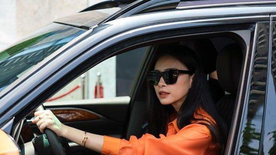 Bóc giá xế hộp của 'đả nữ' màn ảnh Việt Ngô Thanh Vân