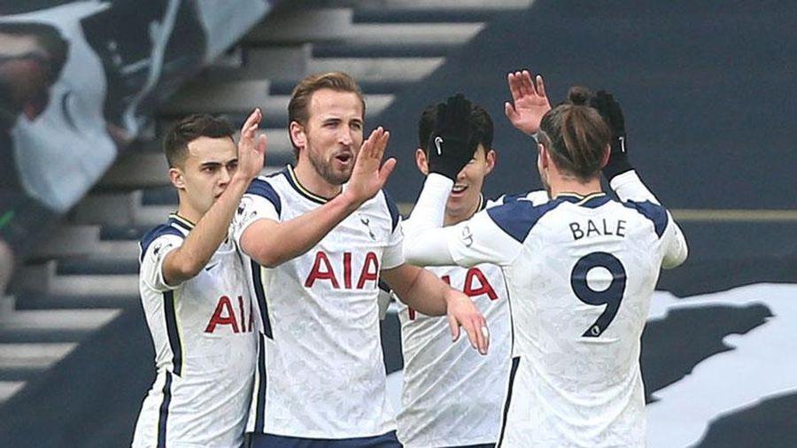 Kết quả Tottenham 4-0 Burnley: 'Bộ tứ nguyên tử' thăng hoa, Tottenham đại thắng