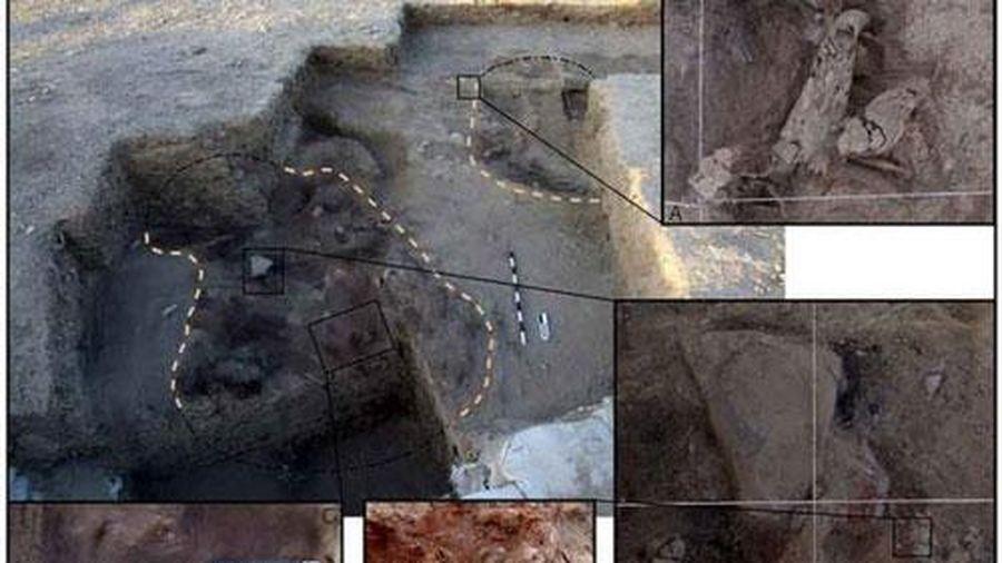 Bí ẩn mộ cổ người đàn bà 20.000 tuổi trong lều thợ săn