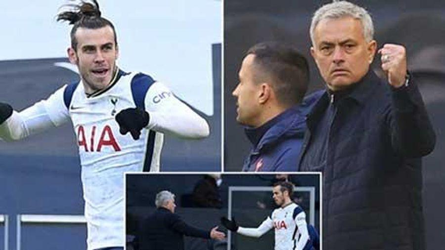 Mourinho khen Bale hết lời nhưng vẫn không đảm bảo suất đá chính