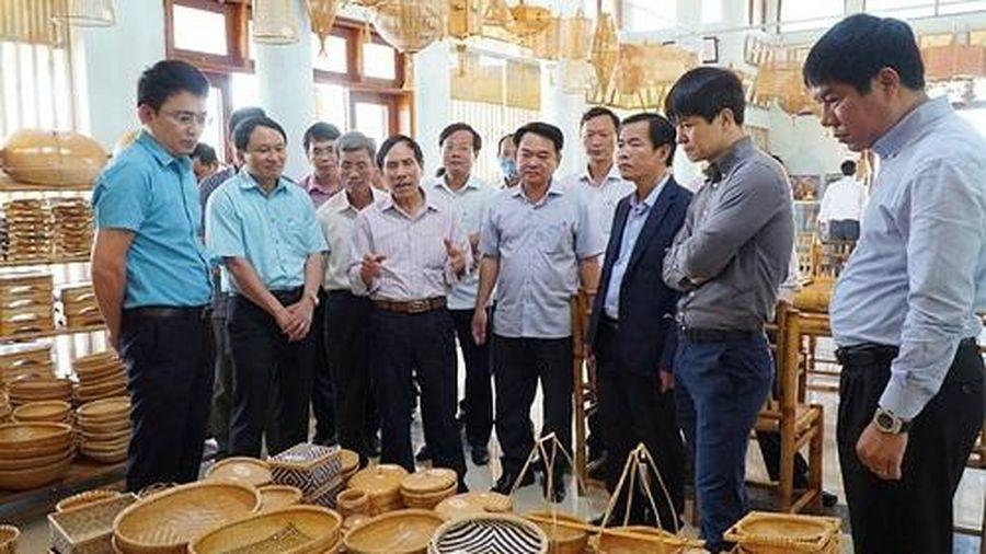 Thừa Thiên Huế: Đẩy mạnh hỗ trợ khởi nghiệp sáng tạo phát triển sản phẩm OCOP
