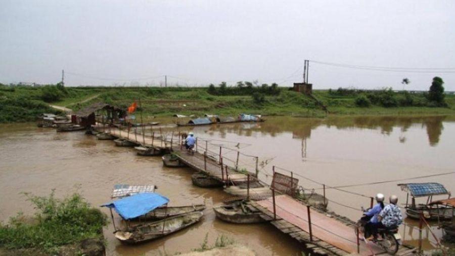 Hà Nội chi hơn 72 tỷ đồng làm cầu Lương Phúc qua sông Cà Lồ
