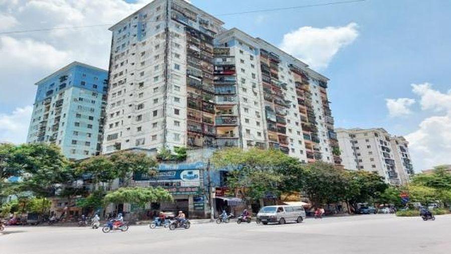 Bộ Xây dựng sẽ hỗ trợ Hà Nội trong việc xây dựng các khu nhà ở xã hội tập trung