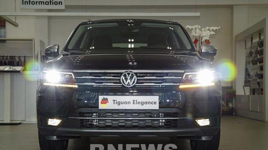Volkswagen tặng gói phụ kiện 100 triệu cho khách mua xe Tiguan Elegance