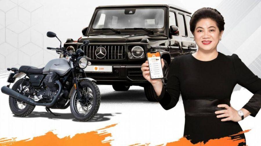 Ứng dụng LIAN cung cấp gói bảo hiểm xe cơ giới trực tuyến