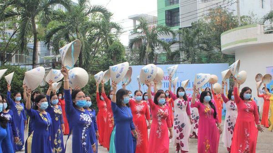 Đà Nẵng: Tưng bừng lễ phát động 'Tuần lễ Áo dài' năm 2021