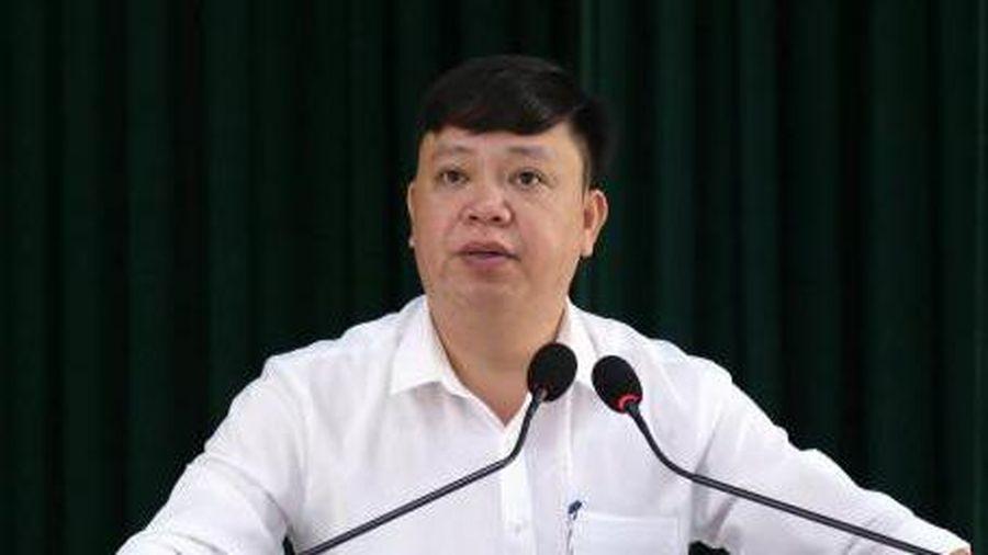 Chánh văn phòng huyện Thạch Hà (Hà Tĩnh) đột tử tại cơ quan