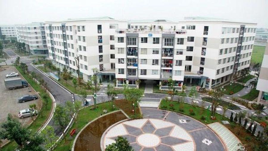 Hà Nội sẽ có 5 khu đô thị nhà ở xã hội với tổng diện tích 301ha