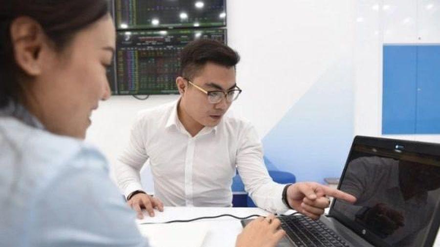 Thị trường xanh miên man, VN-Index tăng 1,51% lên 1.186 điểm