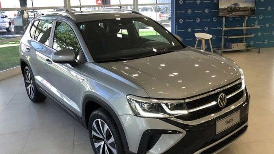 Cận cảnh Volkswagen Taos, đối thủ của Kia Seltos khi về Việt Nam