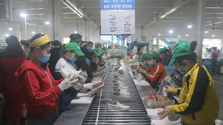 Thanh Hóa: Doanh nghiệp FDI giải quyết việc làm cho 146.491 lao động
