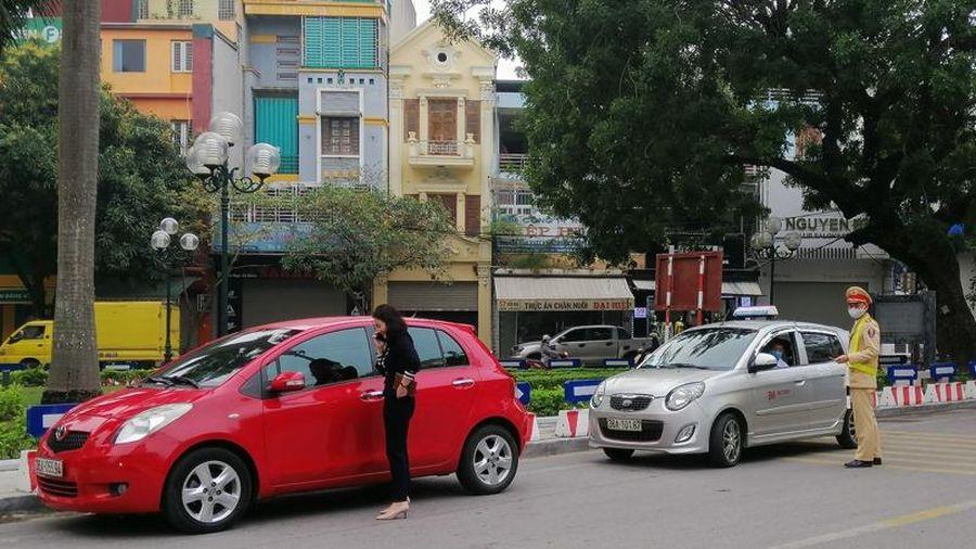 Hơn 7.600 trường hợp vi phạm trật tự an toàn giao thông trong tháng 2-2021
