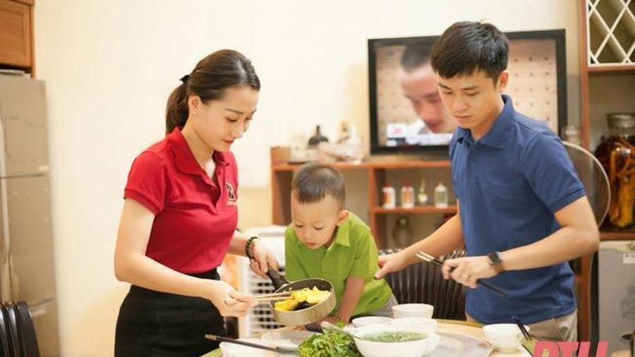 Phụ nữ Agribank Thanh Hóa: 'Giỏi việc ngân hàng, đảm việc nhà'