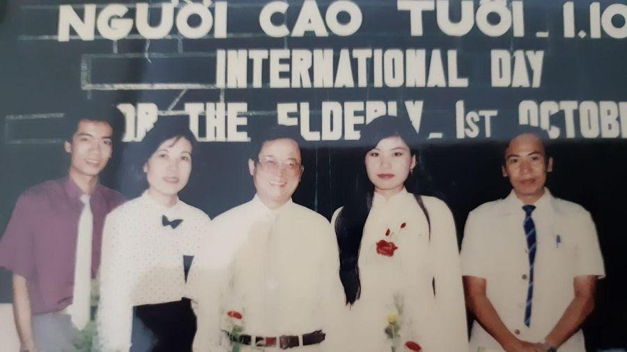 Nhà báo Thanh Tùng: Người 'hầu chuyện' hợp ý các cụ